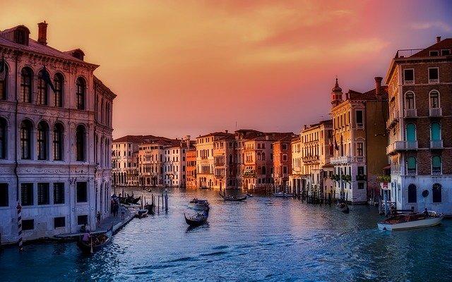 Włoskie skarby: Wenecja